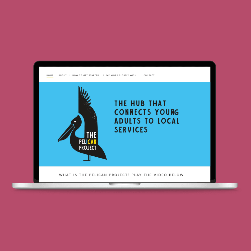 Pelican web design