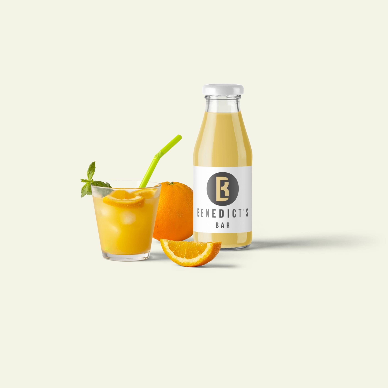 Benedicts logo design business