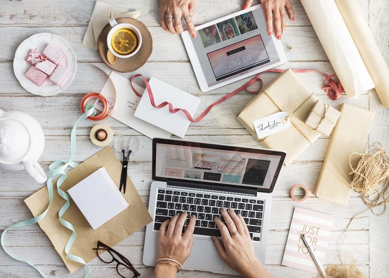 Designing your own website – part 1