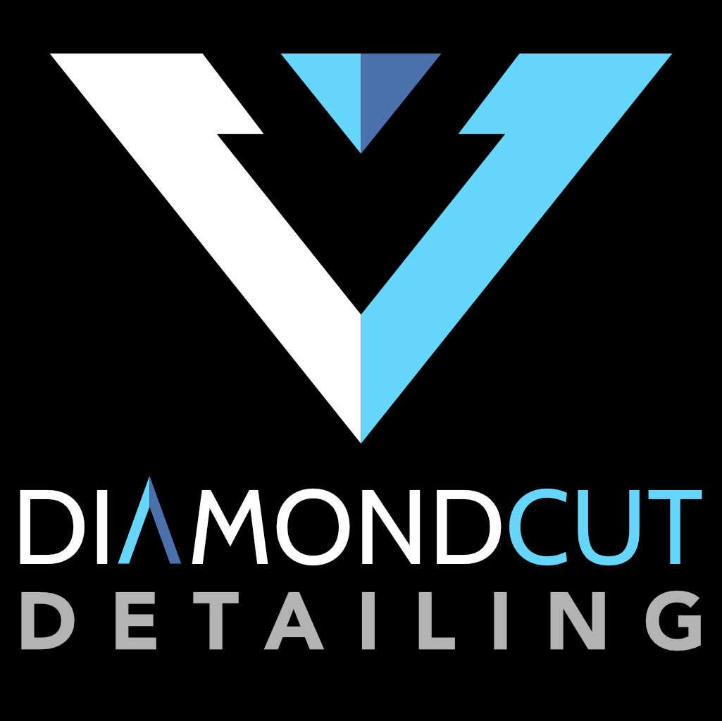 diamond car detailing logo design