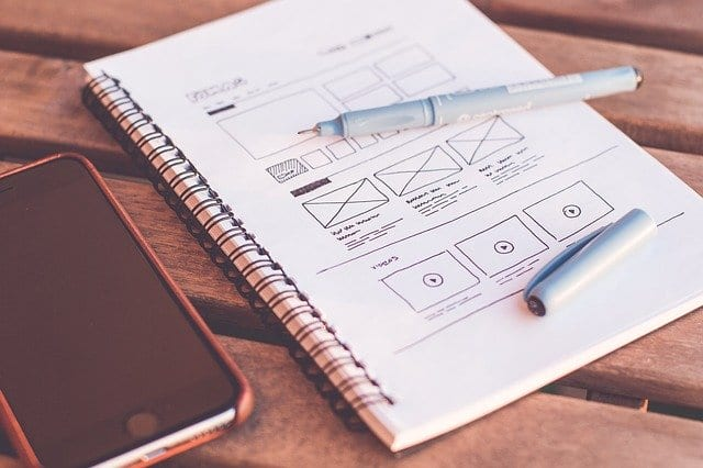 website planning design