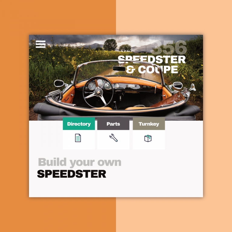 365 Directory for Speedsters and Coupes