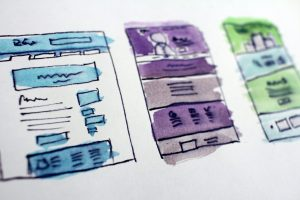 Can I build my own website? 1. Web design layout