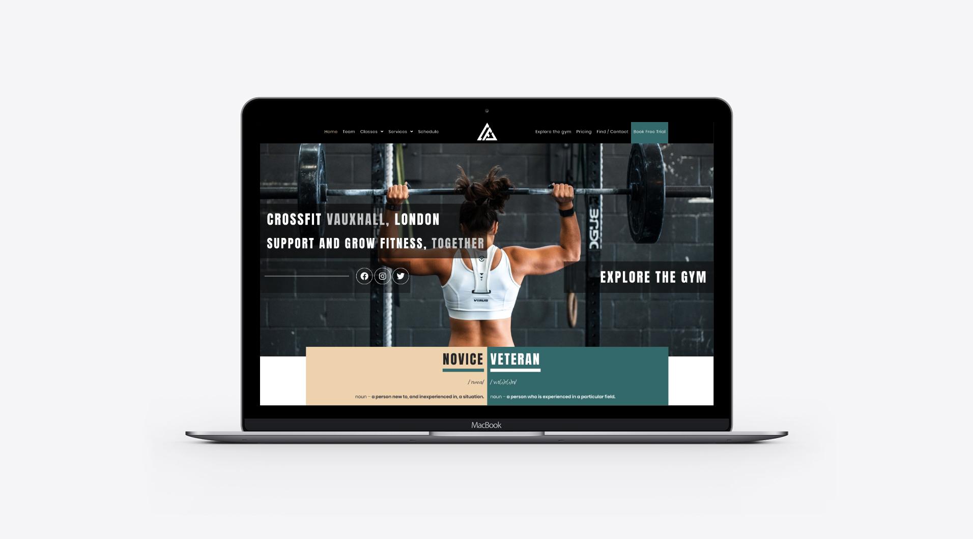 London crossfit gym