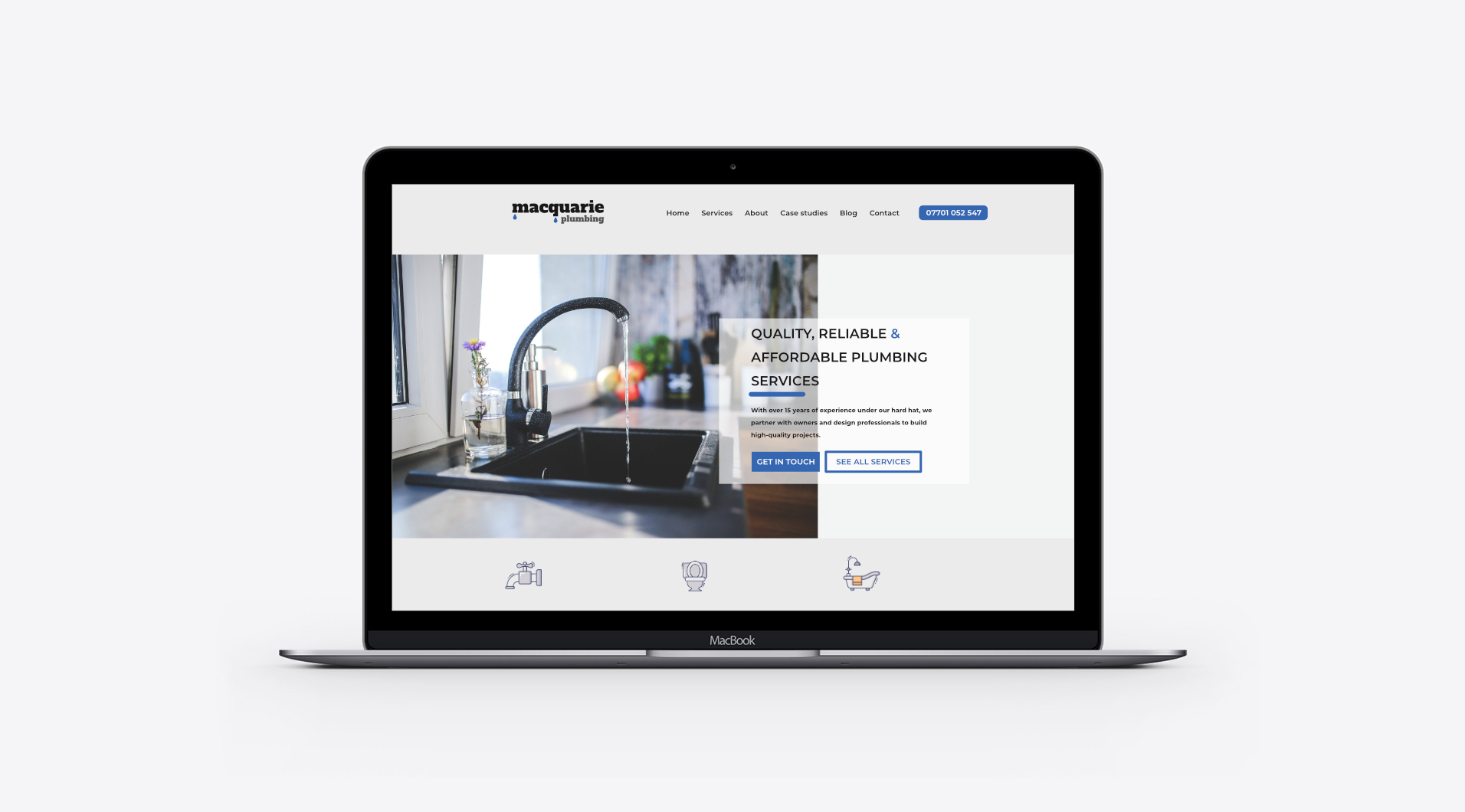 website for plumber